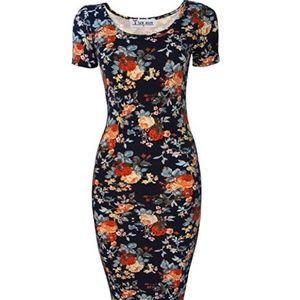 Dresses & Skirts - Women's Women's Sw Short Women' Midi Dress
